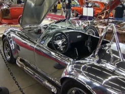 Thousands Check Out Hottest Rides at Auto Show