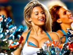 NFL Cheerleaders 2012: Ladies of the Gridiron