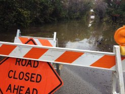 Rising Lakes Again Force Closures in Denton County