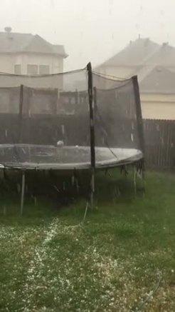 hail in frisco