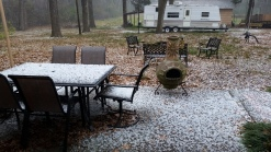 Thunderstorms Bring Rain, Hail to North Texas