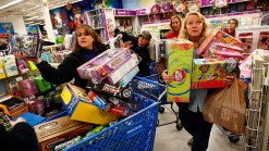 Black Friday: Good for Buzz, Not for Predicting Sales