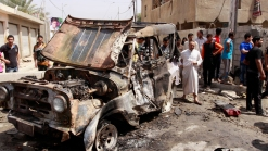 Car Bomb Explosions in Baghdad Kill More Than 60