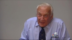 Buzz Aldrin Urges Return To Space