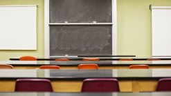 Grandparent: Teacher Hangs Boy From Chalkboard