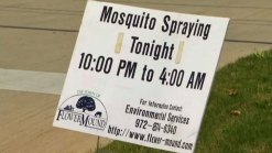 Flower Mound Takes on West Nile Virus
