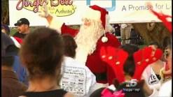 Jingle Bell Run In Fort Worth