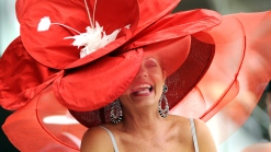 Hats Off! Daring Derby Fashion and Drink