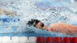 Franklin, Lochte Struggle Against Rising Stars; Phelps Dominates