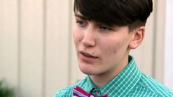 Transgender Student Fights School