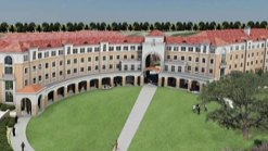 TCU Builds New Residence Halls