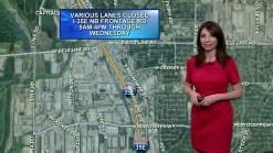 Traffic Forecast - Monday, May 23, 2016