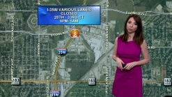 Tuesday Traffic Forecast - May 24, 2016