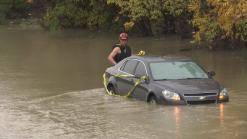 Crews Respond to Dozens of Water Rescues Over Weekend
