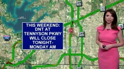 Weekend Traffic Forecast - June 16 & 17