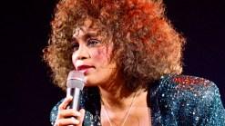 Pat Houston On TV and  Whitney Houston