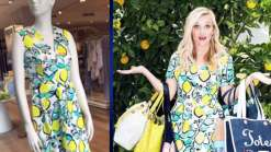 Reese Witherspoon Brings Fashion Line to Dallas