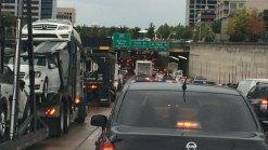 3 Dallas Highways on List of Nation's Worst Bottlenecks