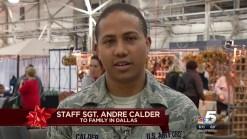 Staff Sgt. Andre Calder