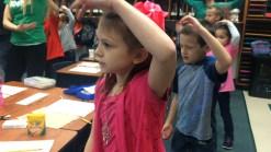 Prosper ISD Students Take 'Brain Breaks'