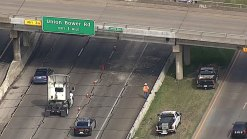 Lane Closed on Loop 12 Following Crash in Irving