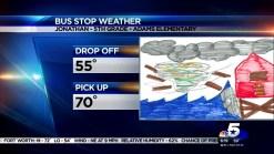 Bus Stop Weather - April 12, 2016