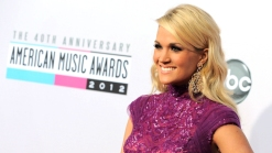 Carrie Underwood Gets Interviewed By Her Husband