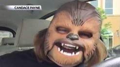 Grand Prairie Mom's Chewbacca Mask Video Goes Viral