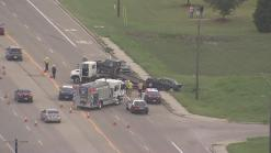 I-35W Reopens After Deadly Crash in North Fort Worth