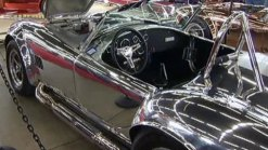 Hot Rods Rumble Into Dallas Market Hall
