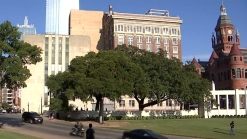Roads Near Dealey Plaza Back Open After 'LBJ' Film