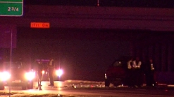 SB I-35W in Fort Worth Reopens After Fatal Crash
