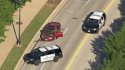 Chase Driver Shot After Fight Over Officer's Stun Gun