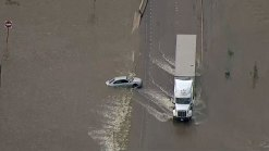 I-45 Reopens After Flooding Near Corsicana