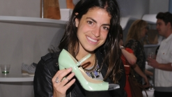 Leandra Medine Can't Wait for Altuzarra and Miroslava Duma Sightings