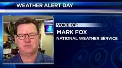 NWS 'On Alert' for Severe Weather Tuesday