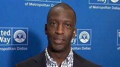 Gold Medalist Michael Johnson Discusses United Way