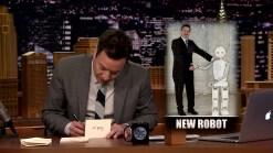 'Tonight Show': Fallon Writes Thank You Notes