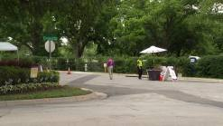 Colonial Greets Golf Guests With New Entrance