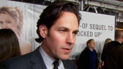 "Paul Rudd and Leslie Mann's ""This is 40"" Hollywood Premiere"