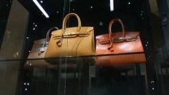 Auction of Rare Handbags Draws Fashionistas