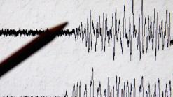 2.7 Earthquake Near the Ellis-Johnson County Line