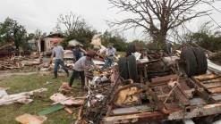 Granbury Ripped Apart by Tornado