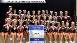 Something Good: Colleyville Cheerleaders