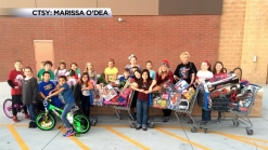 Something Good: Student Council Toy Shopping