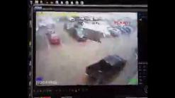 Apparent Tornado on Camera at 5-Star Ford Collision Center