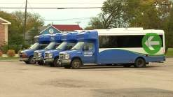 No TAPS Bus Service in Collin County