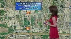 Wednesday Traffic Forecast - May 25, 2016