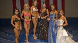 Miss Texas 2009 Preliminary Winners