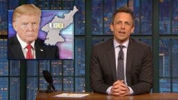 'Late Night': A Closer Look at N. Korea Summit Cancellation